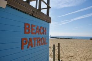 Beach Patrol Station Clacton