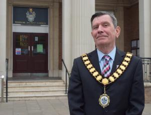Councillor Jeff Bray