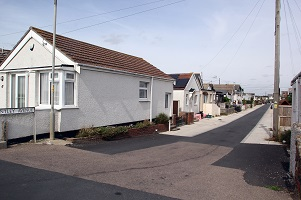 Jaywick Sands new roads