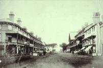 Pier Avenue in 1880